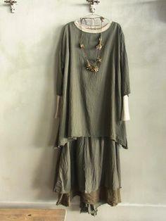 cae1160b8c9 Vlas Blomme Layered Fashion