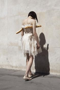 In and out of Fashion (for Roxane Magazine) - by Viviane Sassen