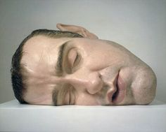 Ron Mueck presents a major solo exhibition at Fondation Cartier pour l'art contemporain, featuring a selection of new and recent human sculptures. Human Sculpture, Art Sculpture, Contemporary Sculpture, Contemporary Art, Les Muppets, Fondation Cartier, Art Plastique, Les Oeuvres, Amazing Art