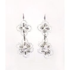 Charlotte crystal Earrings