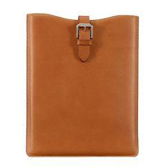 Ralph Lauren pochette d'iPad http://www.vogue.fr