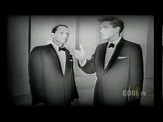 """video:  Elvis Presley and Frank Sinatra duet – """"Love Me Tender"""" / """"Witchcraft"""" (with reprise)"""