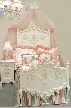 Princess bed - Young Millionairess Boutique ❤