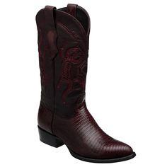 Cuadra Men's Lizard Teju Western Boots R-Toe Western Boots For Men, Cowboy Boots, Westerns, Heels, Leather, Fashion, Denim Boots, Cowboys, Over Knee Socks