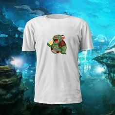 The Orc White Tee