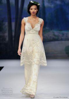 Claire Pettibone Spring 2012 Wedding Dresses   Wedding Inspirasi