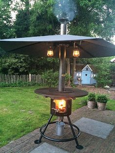 Le plus récent Aucun coût Barbacoa arquitectura Style Outdoor Oven, Outdoor Fire, Outdoor Cooking, Outdoor Living, Metal Fire Pit, Diy Fire Pit, Fire Pit Backyard, Fire Pit Cooking, Fire Pit Grill