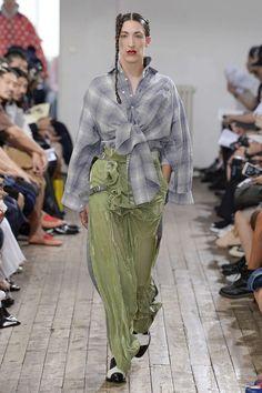 Facetasm, Spring-Summer 2018, Paris, Menswear