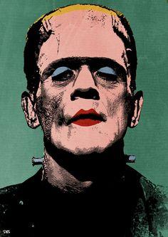 The Fabulous Frankenstein's MonsterbySbs' Things