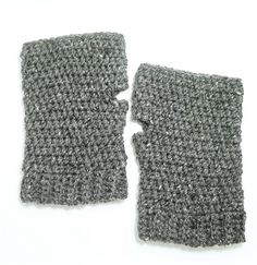 "Ravelry: Cozy Fingerless Gloves pattern by Raveled Stitch These gloves measure 6.5"" Long, 4"" wide (from the top at the widest point). They were intended for average male hands however can be unisex as well. The fit is snug, but not too tight."