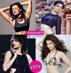 BollywoodLife TV Awards 2015: Drashti Dhami, Karishma Tanna, Anita Hassanandani- who is the hottest TV actress? Vote! #DrashtiDhami