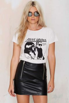 Style Stalker Sonic Wintour Distressed Tee | Shop Clothes at Nasty Gal!