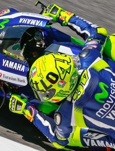 Valentino Rossi goes on Pole, GP Mugello