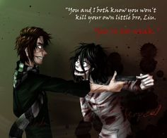 Jeff the killer and liv