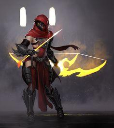 Beacon - The Ranger by JoshCorpuz85.deviantart.com on @DeviantArt