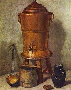 Chardin 18th Century
