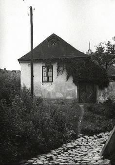 TABÁN ANNO FOTÓTÁR: HOLDVILÁG UTCA Utca, Bratislava, Budapest Hungary, History, House Styles, Landscapes, Paisajes, Historia, Scenery