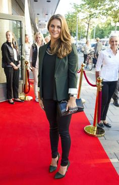 """MYROYALS HOLLYWOOD: Princess Madeleine attended the official launch event of """"ThankYou by Childhood"""" in Sweden, September 5, 2013"""