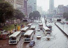 1985 - Vale do Anhangabaú.
