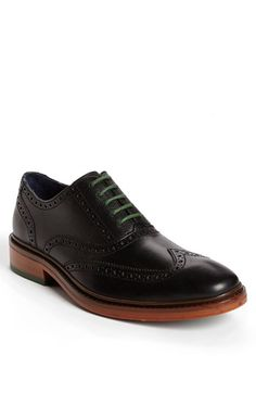 Cole Haan 'Colton Winter' Wingtip (Men) at Nordstrom.com. A storm-welted composite sole grounds a versatile wingtip touched up with bold contrast details to catch the eye.