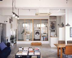 Kolla in det här härliga boendet på Airbnb: Design Loft next to Tokyo Midtown  - Vindsvåningar att hyra i Minato-ku