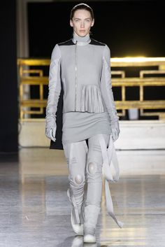 Rick Owens Fall 2014 Ready-to-Wear - Collection - Gallery - Style.com