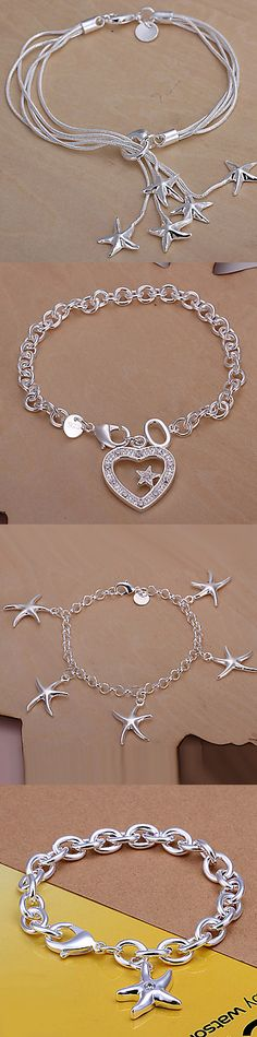 Jewelry trend 2015! Elegant silver bracelets. Check them out!