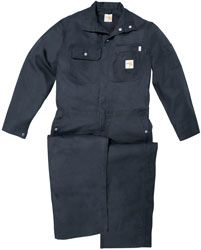 Carhartt ® Flame Resistant Unlined Canvas Coveralls -