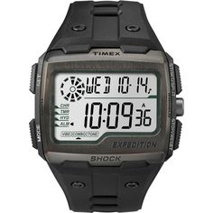 Timex Expedition Grid Shock - Black [TW4B025009J]