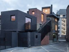 The Queen of Catford flats by Tsuruta Architects feature 27,000 cat faces.