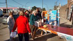 Adultos mayores de Rosario festejaron la amistad