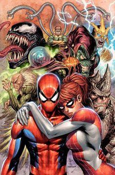 Spider-Man & MJ