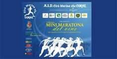 V^ Mini Maratona del Vino - Domenica 12 novembre 2017 alle ore 8.00 presso la Cantina Ippolito 1845 in Via Tirone Cirò Marina   - http://www.eventiincalabria.it/eventi/v-mini-maratona-del-vino/