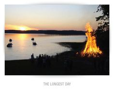 Midsummer celebration....Juhannus