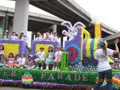San Antonio Battle of Flowers Parade 2013