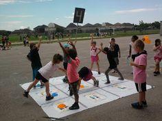 Health & Physical Education's Got Merritt: 30 Play Day Ideas: 2013