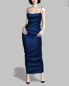 t i g h t d r e s s _n e w  m e s h  b y  d r... — dreamgirl Sims 4 Mods Clothes, Sims 4 Clothing, Sims Mods, Sims 4 Dresses, Tight Dresses, Sims 4 Outfits, Sims Get To Work, Sims 4 Teen, Sims Cc