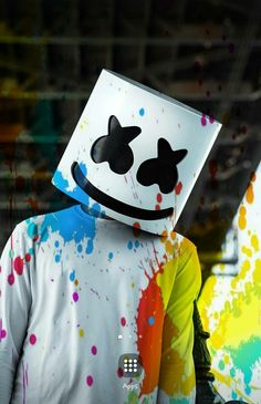Marshmello Wallpapers - Click Image to Get More Resolution & Easly Set Wallpapers Musik Wallpaper, Hacker Wallpaper, 8k Wallpaper, Marvel Wallpaper, Apple Wallpaper, Colorful Wallpaper, Galaxy Wallpaper, Wallpaper Downloads, Screen Wallpaper