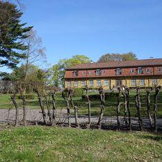 oslo | norge | botanisk hage | tøyen hovedgård