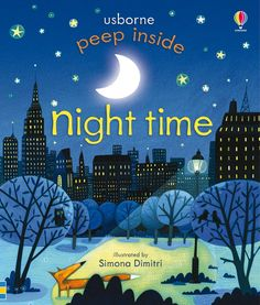 "Find out more about ""Peep inside night time"", write a review or buy online."