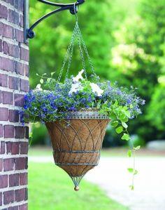 Gorgeous hanging planter