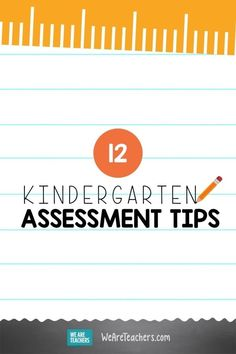 Knowing where students are at in their learning is critical, that's why these kindergarten assessment ideas are perfect—virtually or in the classroom! #classroom #kindergarten #assessment #assessmenttips #elementaryschool #teaching #teachers First Grade Assessment, Kindergarten Assessment, Formative Assessment, Teaching Kindergarten, Student Learning, Teaching Ideas, Fifth Grade, Third Grade, Teaching Second Grade