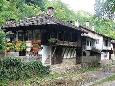 This looks like a tavern I visited in a video game-Etara, Bulgaria