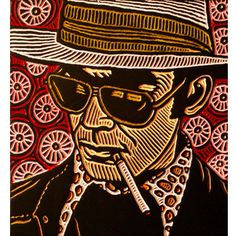 """""""Life's journey is not to arrive at the grave safely in a well preserved body, but rather to skid in sideways, totally worn out, shouting 'Holy shit…what a ride!'"""" ~Hunter S. Thompson"""