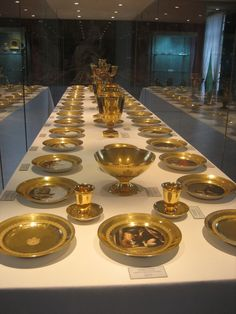 Table service belonging to Josephine, Empress of France