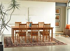 Shaker Dining Table Shaker Style Dining Table