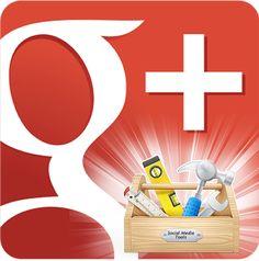 5 Google+ Social Media Tools