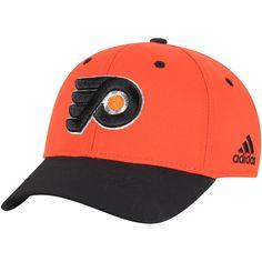 3eb584cc Men's Philadelphia Flyers adidas Orange Centennial Structured Flex Hat,  Your Price: $24.99