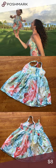 Old Navy Sundress 6-12 month size Worn once Old Navy Dresses Casual