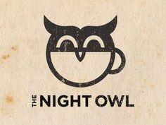 Bellissimo questo logo! @Isabelle Chiara Lolli unisce gufi, thè e libri! potevamo pensarci noi!